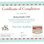 Certificate70001